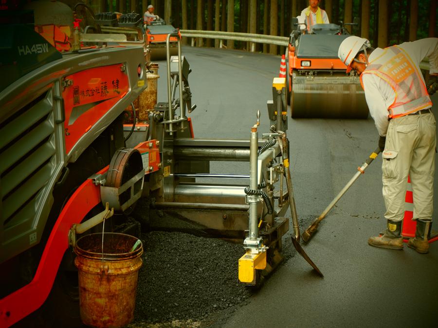 舗装工事:実例6